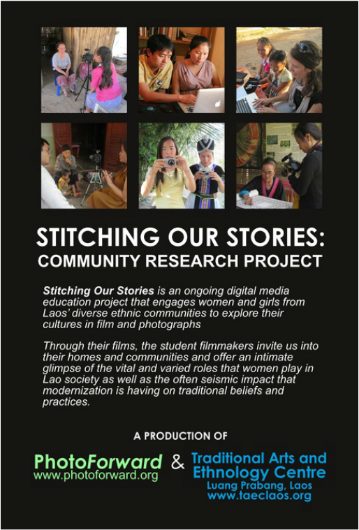 Stitching Our Stories